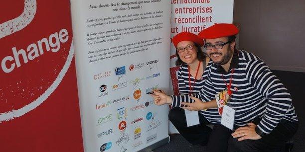 Six autres entreprises françaises ont été distinguées par ce label Best for the World sur la trentaine de B Corp que compte l'Hexagone.