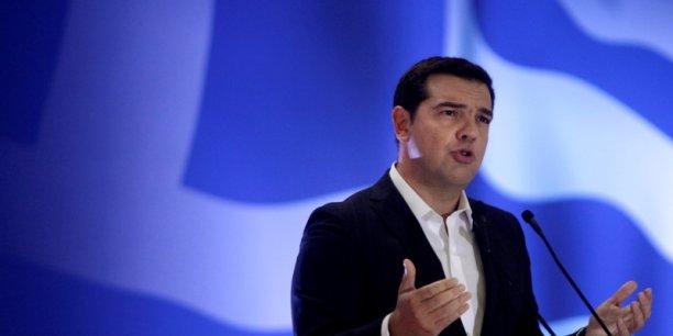 Alexis Tsipras pourrait être le vrai perdant de l'exclusion du FMI du programme d'aide.