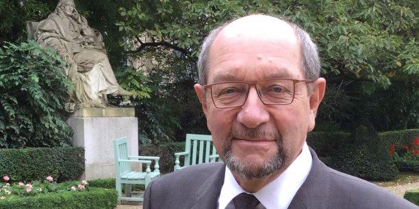 Philippe Duron, président du conseil d'orientation des infrastructures