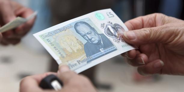 Les premiers billets en plastique britanniques seront à l'effigie de Winston Churchill