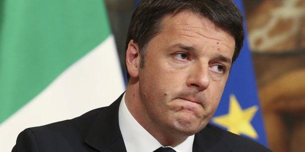 Matteo Renzi veut éviter un non le 4 décembre qui le condamnerait politiquement.