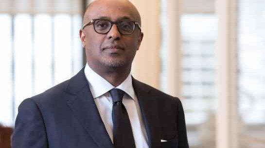 Abebe Aemro Sélassié, le directeur Afrique du FMI