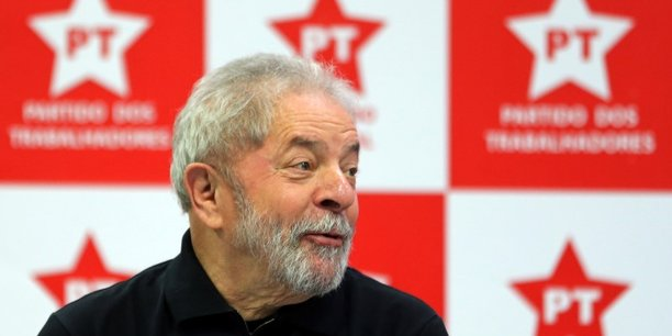 Lula a présidé le Brésil de 2003 à 2010.