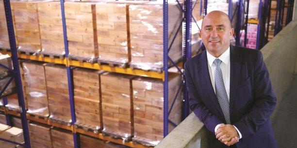 Président de Bordeaux City Bond, Philippe Dumand a été un des grands artisans du décret qui change tout, fiscalement, pour le business français du stockage de vin sous douane.