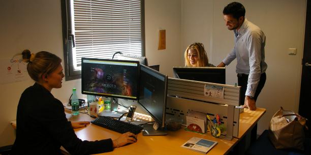 Adista Saint-Etienne est la deuxième plus importante agence du groupe.