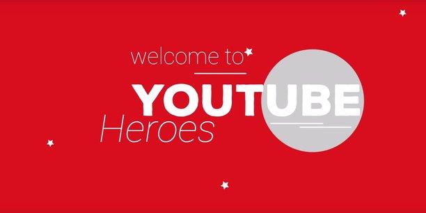 Les Heroes doivent se former via des tutoriels avant de pouvoir signaler des contenus abusifs.