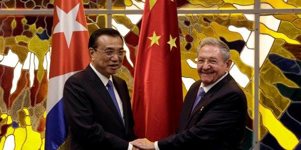 L'objectif du déplacement du Premier ministre chinois à Cuba est d'approfondir davantage encore la coopération sino-cubaine dans les divers domaines et (d') injecter une nouvelle dynamique dans les relations bilatérale.