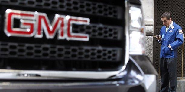 GM a déjà laissé transparaitre son ambition de fabriquer 100% de véhicules électriques d'ici 2035.