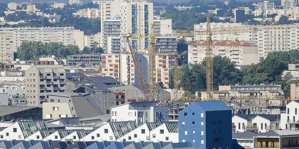 Bordeaux voit beaucoup de T1 et T2 construits dans l'hyper-centre de la métropole