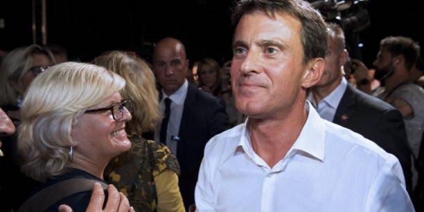 La gauche est la seule force capable de rassembler largement les Français au-delà des camps habituels. Ce sera l'enjeu du second tour.Nous devons y être, rien n'est acquis, a déclaré Manuel Valls samedi en meeting à Tours.