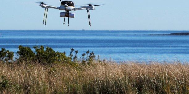 Quinze incidents provoqués par des drones ont été catalogués comme des accidents en 2016 par l'Agence européenne de la sécurité aérienne