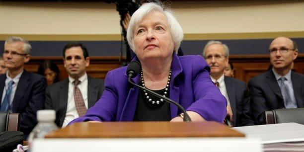 Janet Yellen a expliqué que la Fed envisage d'adopter une nouvelle méthodologie des tests de résistance des banques.