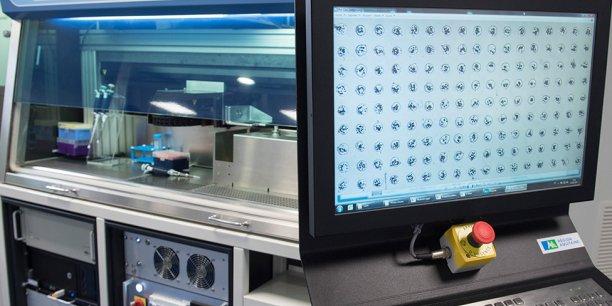 Poietis exploire une technologie unique au monde de bio-impression assistée par laser.
