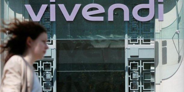 Vivendi ne rentre pas au conseil d'administration d'ubisoft[reuters.com]