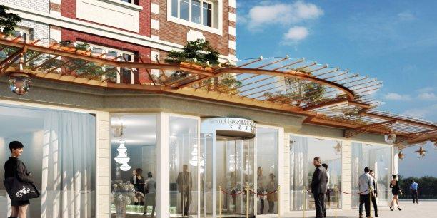 Pichet, qui veut se positionner sur l'hôtellerie haut de gamme, a été choisi à l'automne dernier par la mairie de Dunkerque pour construire le futur Grand Hôtel & Spa de la station de Malo-les-Bains.