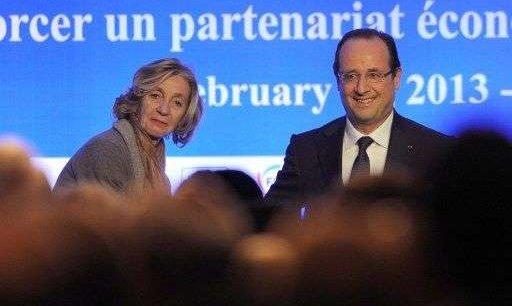 François Hollande et Nicole Bricq n'ont pas atteint leur objectif d'équilibrer la balance commerciale de biens manufacturés.