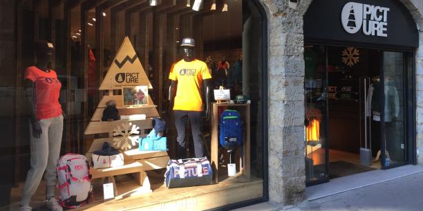 La première boutique Picture Shop à Lyon.