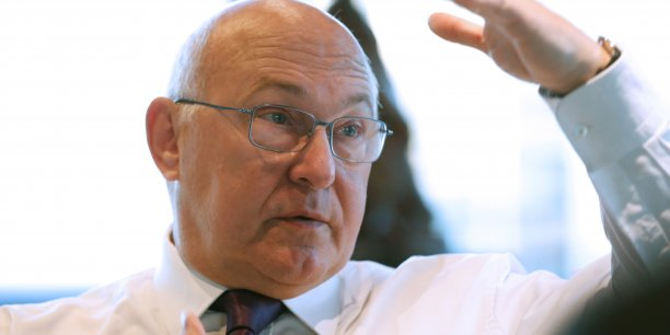 Le ministre des Finances Michel Sapin souhaite une stabilité fiscale pour les entreprises d'ici à 2020.
