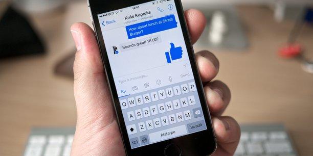 Le chiffrement de bout en bout rend les messages visibles uniquement par l'expéditeur et le destinataire.