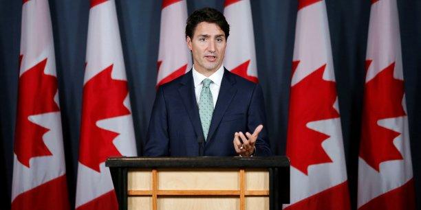 Pour le Premier ministre canadien Justin Trudeau, il vaut mieux, pour le Canada, qu'il n'y ait pas d'accord [sur l'Aléna], plutôt qu'un mauvais accord.