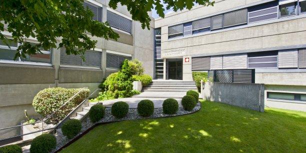 La clinique Saint-Exupéry à Toulouse