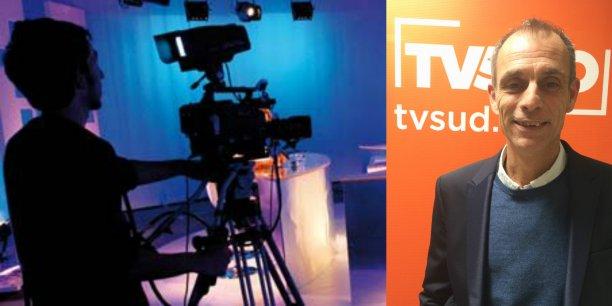 Le directeur des antennes de TV Sud Jean Brun veut créer une chaîne d'information locale différente.