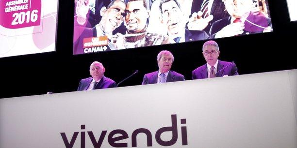 Vincent Bolloré n'a jamais caché sa volonté de se renforcer chez Vivendi dont le capital est ouvert.