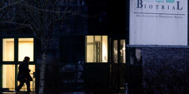 Le 17 janvier dernier, lors d'un essai thérapeutique rémunéré mené par Biotrial à Rennes, un patient est mort et quatre autres ont subi des lésions cérébrales.