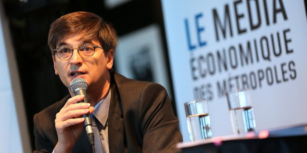 Édouard Sauvage, directeur général de GRDF