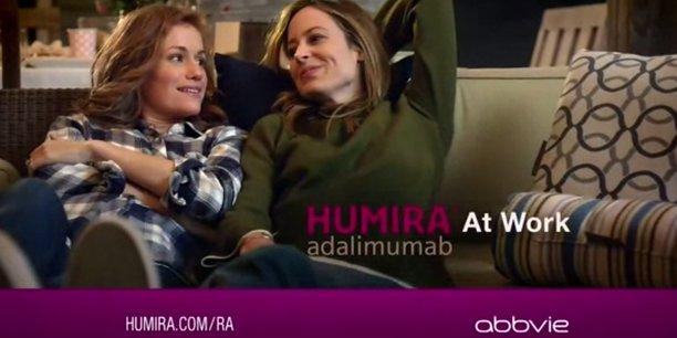 En 2015, Abbvie n'avait consacré que 98,6 millions de dollars pour vanter les mérites de l'Humira à la télévision. Ce montant a déjà était largement dépassé cette année.