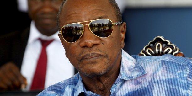«Ce n'est pas à vous de nous dire cela. Ce n'est ni le moment, ni le thème du jour», a déclaré le président guinée Alpha Condé à l'adresse du ministre sénégalais des Affaires étrangères.