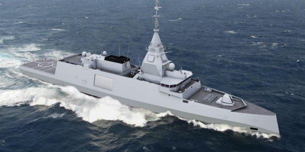 Les prises de commandes réalisées par Naval Group (ex-DCNS) au cours du 1er semestre 2017 ont bondi de plus de 50% (51,5%) pour s'élever à 2,6 milliards d'euros.