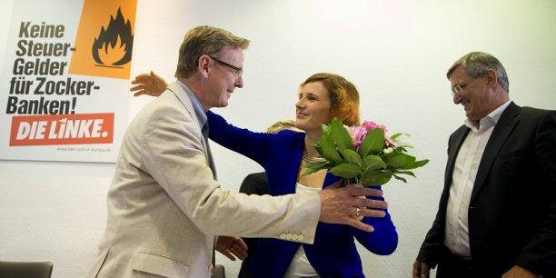 Depuis 2015, la Thuringe est gouvernée par une coalition de gauche. Un prélude à une alliance fédérale du même type ?