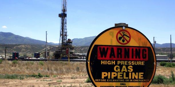 La remontée des cours provoquée par ces accords rend de nouveau rentable l'exploitation de certains gisements de pétrole de schiste aux Etats-Unis.
