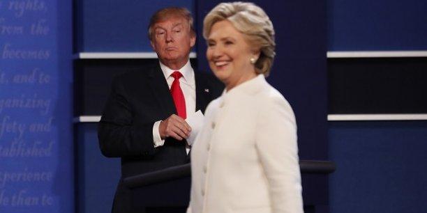 Les dépenses en publicité électorale sont exorbitantes pour Clinton et Trump.