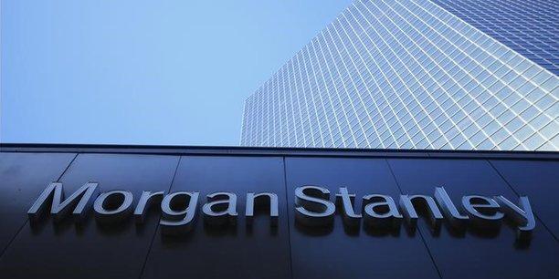 Morgan Stanley est la troisième banque la plus côté sur le marché mondial de la fusion-acquisition, derrière Goldman Sachs et JP Morgan Chase.