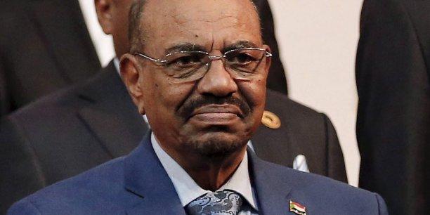 Le président soudanais Omar Hassan al-Bashir.