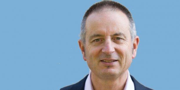 Jean-Lou Racine, cofondateur de l'agence nantaise de communication Web Le Phare à l'origine du mouvement Datamaniaques.