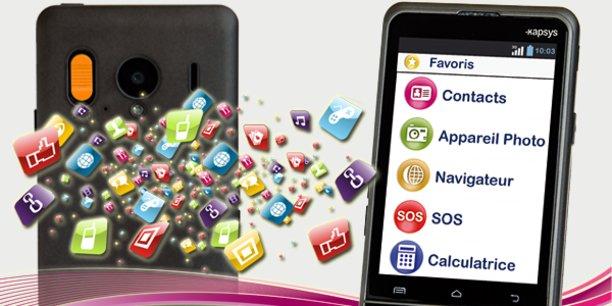 Seule usine qui produit encore des téléphones mobiles en France, le site BMS Circuits de Bayonne, unité de production du groupe All Circuits, a eu la préférence d'Apsys pour la fabrication du smartphone dédié aux déficients visuels et seniors.