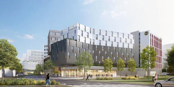 L'hôtel 4 étoiles exploité par Golden Tulip ouvrira au deuxième trimestre 2018.