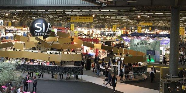 Le Parc des Expositions de Paris-Nord Villepinte, qui a accueilli le SIAL - Edition 2016.