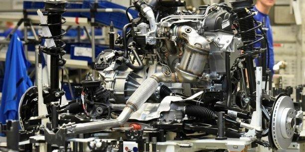 L'industrie allemande a consolidé en septembre