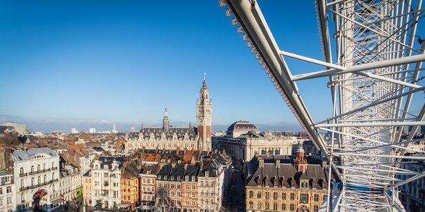 Une chambre en colocation dans le centre de Lille peut dépasser les 600 euros.