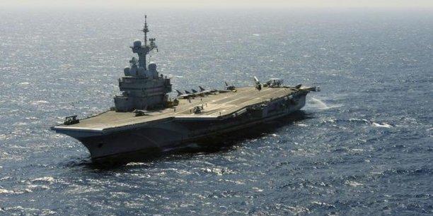 Le prochain porte-avions français devrait être construit dans les chantiers navals de Saint-Nazaire