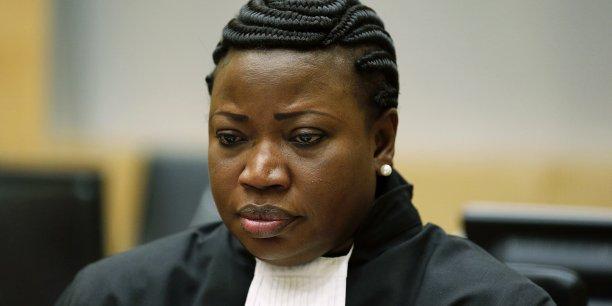 Fatou Bensouda, la procureure de la CPI