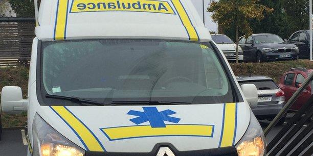 Wizy l'ambulance connectée version Gifa et Sanilea (Limoges) est déjà disponible dans une version qui, via des mises à jour régulières, va renforcer son rôle d'acteur de la e-santé.