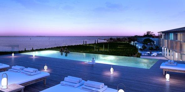 Le projet La Baraquette, un resort vigneron & spa développé par Propriété & Co à Marseillan, et déjà commercialisé par Coldwell Banker.