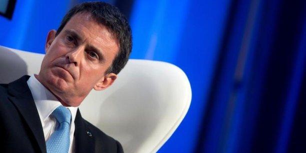 Le premier ministre Manuel Valls espère attirer de nouveaux investisseurs en Île-de-France.