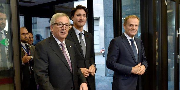 L'Union européenne et la Canada ont signé ce dimanche un nouvel accord de livrer échange, le CETA.