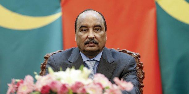 Le général Mohamed Ould Abdelaziz